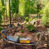 photo of atlanta botanical garden gainesville ga united states train set - Gainesville Botanical Garden