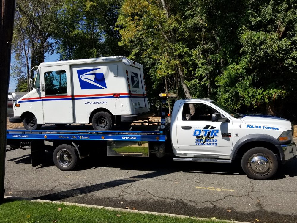 Towing business in Norwood, NJ