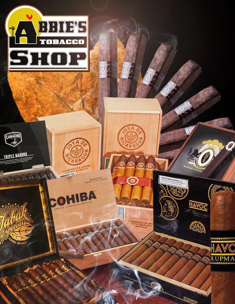 Abbie's Tobacco Shop: 819 N Smithfield Rd, Knightdale, NC