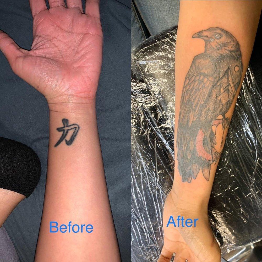 Legacy Tattoo And Art Gallery: 1812 C Pulaski Hwy, Edgewood, MD