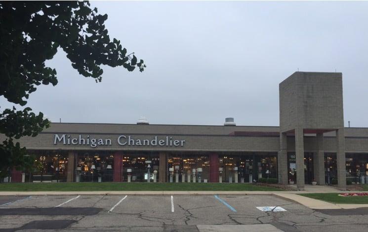 Michigan Chandelier