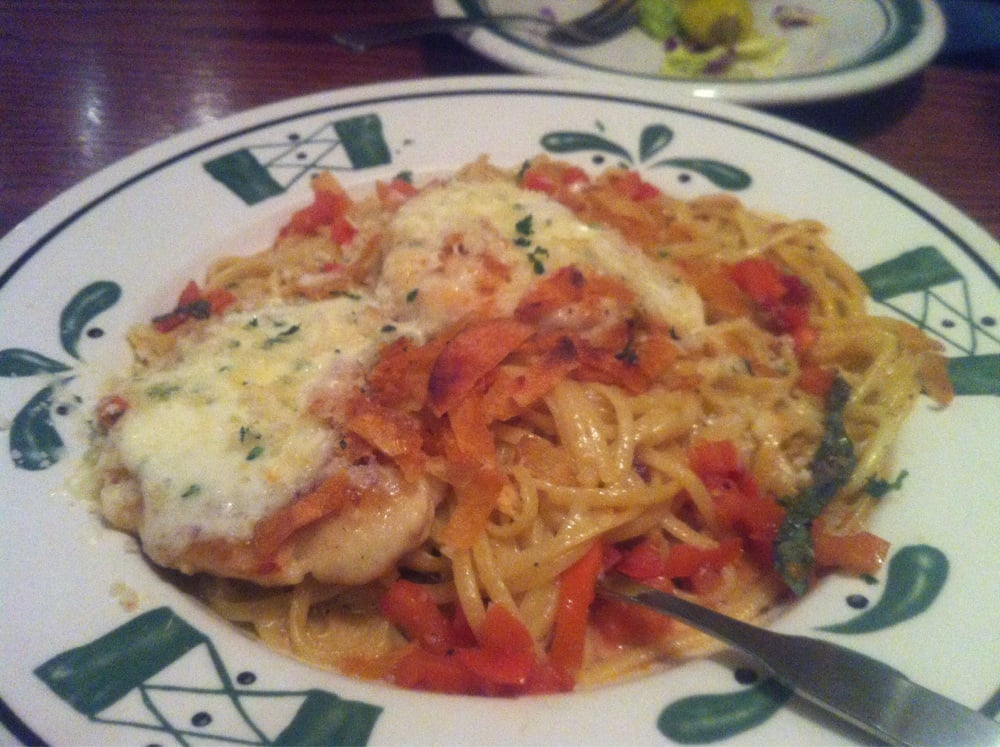 Parmesan potato crusted chicken yelp - Olive garden online reservations ...