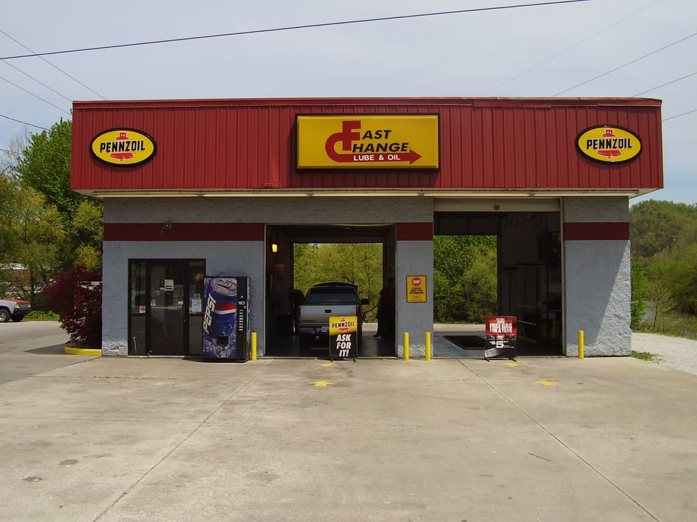 Fast Change Lube & Oil: 120 Stone St, Morehead, KY