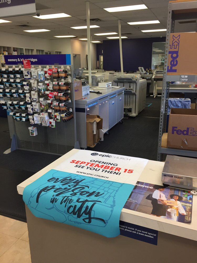 FedEx Office Print & Ship Center: 99 Town Center Rd, King Of Prussia, PA