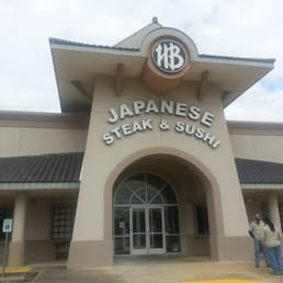 Photo of HB Japanese Steak House - Houston, TX, United States. Front