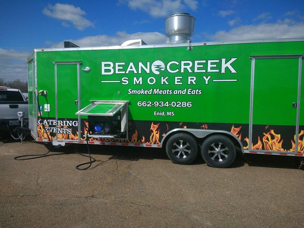 Bean Creek Smokery: Enid, MS