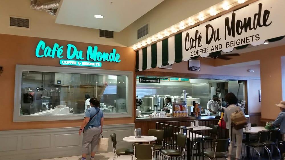 Cafe du monde 202 photos 167 reviews coffee tea for Restaurant cuisine du monde paris
