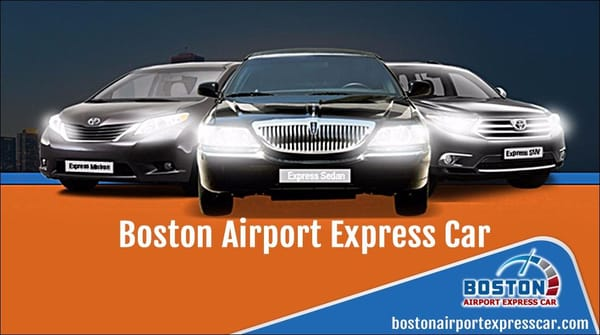 Photos For Boston Airport Express Car Burlington