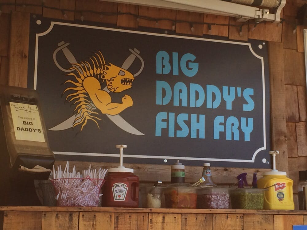 Photos for big daddy 39 s fish fry yelp for Fish daddy s