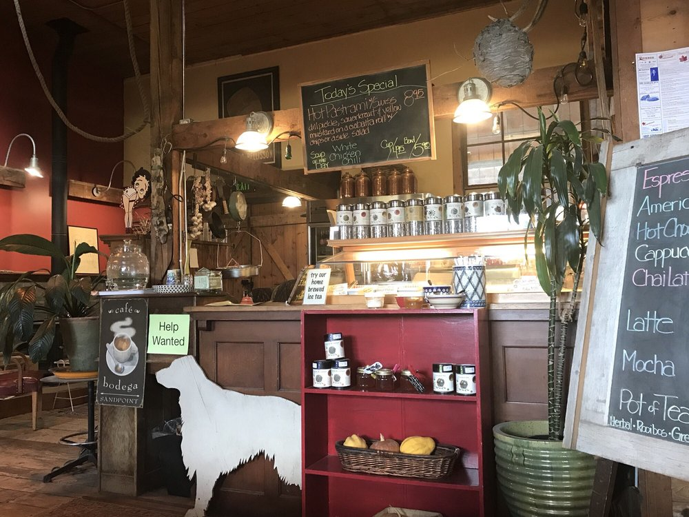 Cafe Bodega: 504 Oak St, Sandpoint, ID