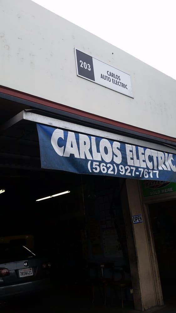 Carlos Auto Electric Closed Auto Repair 6635
