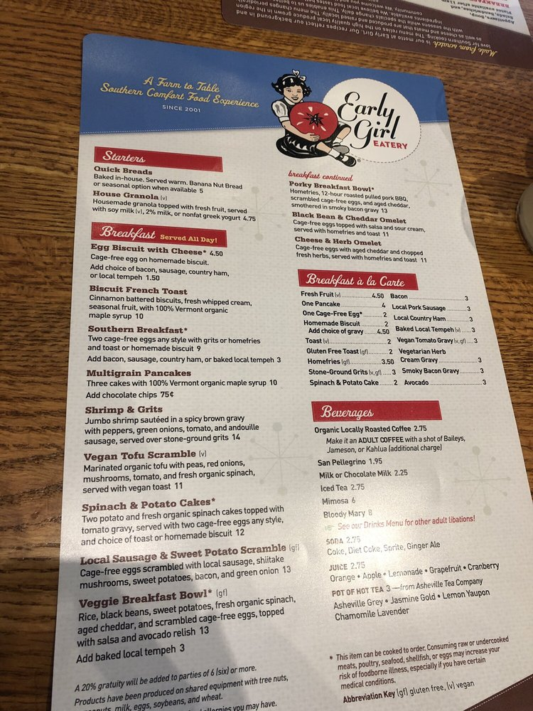Early Girl Eatery - West Asheville - 29 Photos & 40 Reviews
