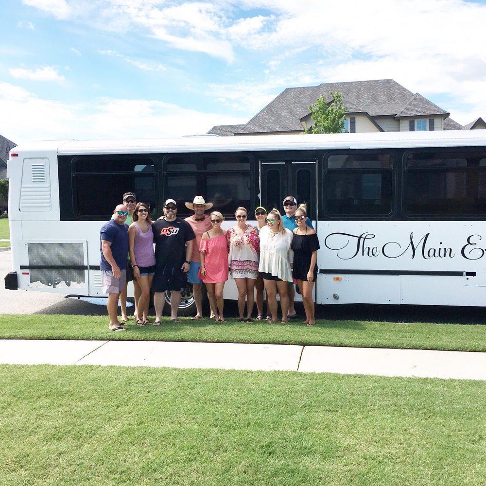 The Main Event Party Bus: 4907 S Boston Pl, Tulsa, OK