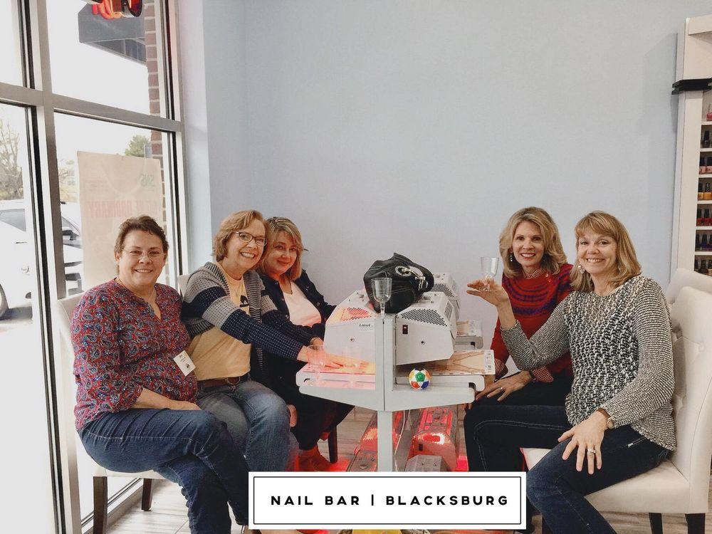 Nail Bar Blacksburg: 892 Prices Fork Rd, Blacksburg, VA