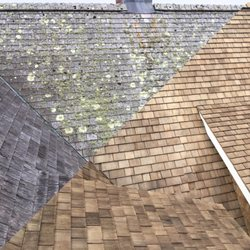 Photo Of Cittrix Roof Rescue   Mundelein, IL, United States. Before / After