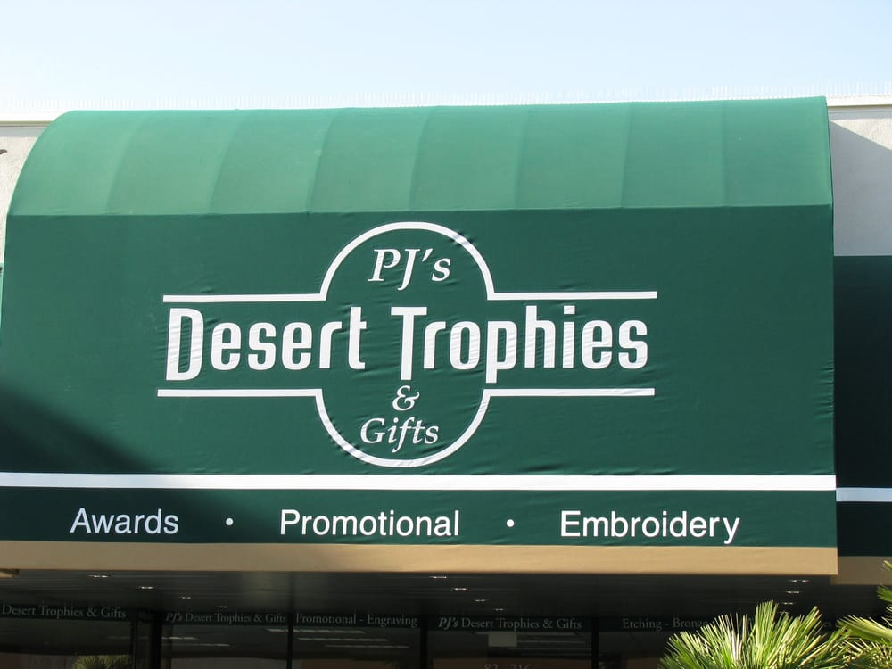 PJ's Desert Trophies & Gifts - Engraving - 82716 Miles Ave