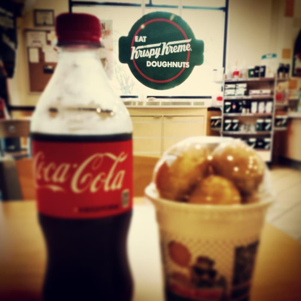 7dd968f22253 Soda and doughnut holes. Breakfast of Champions  ) - Yelp