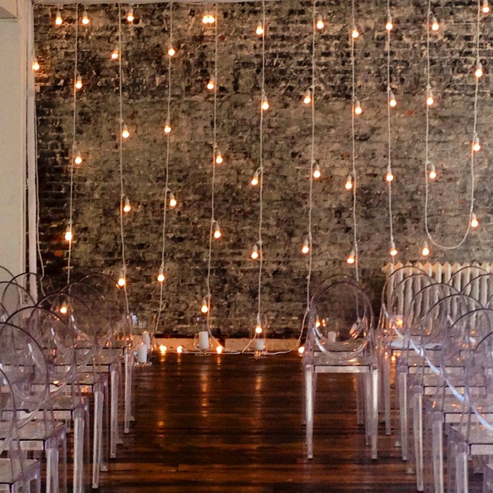 19 Photos For Nyc Wedding Lighting