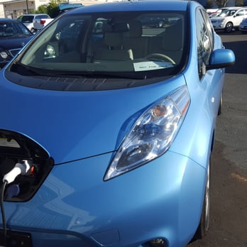 My Nissan Leaf (Froggy )