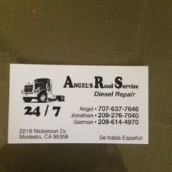 Angels Road Service - CLOSED - Auto Repair - 2216 Nickerson