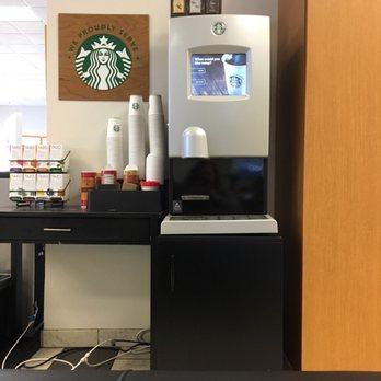 Photo Of Hopkins Acura Fairfield Ca United States Starbucks Coffee