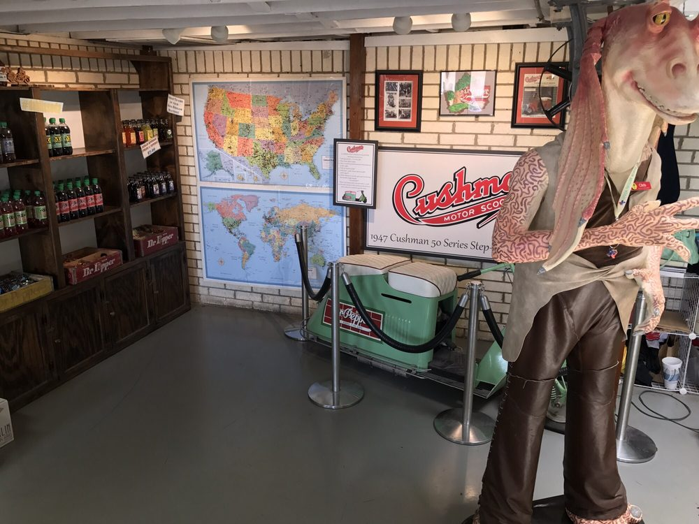 Dublin Dr Pepper Museum: 105 E Elm St, Dublin, TX