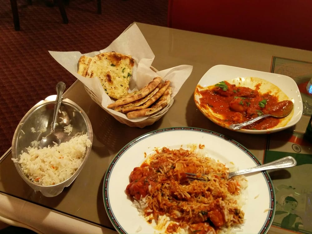 Bombay Curry & Grill: 5400 Youngstown Warren Rd, Niles, OH