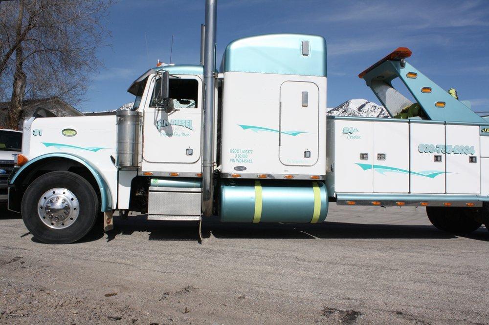 S & M Diesel Shop & Towing: 3585 W 5000 N, Brigham, UT