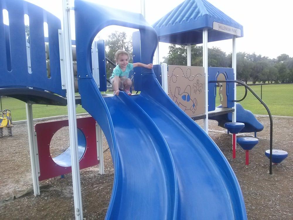 Millennium Playground: Powell Rd, Wildwood, FL