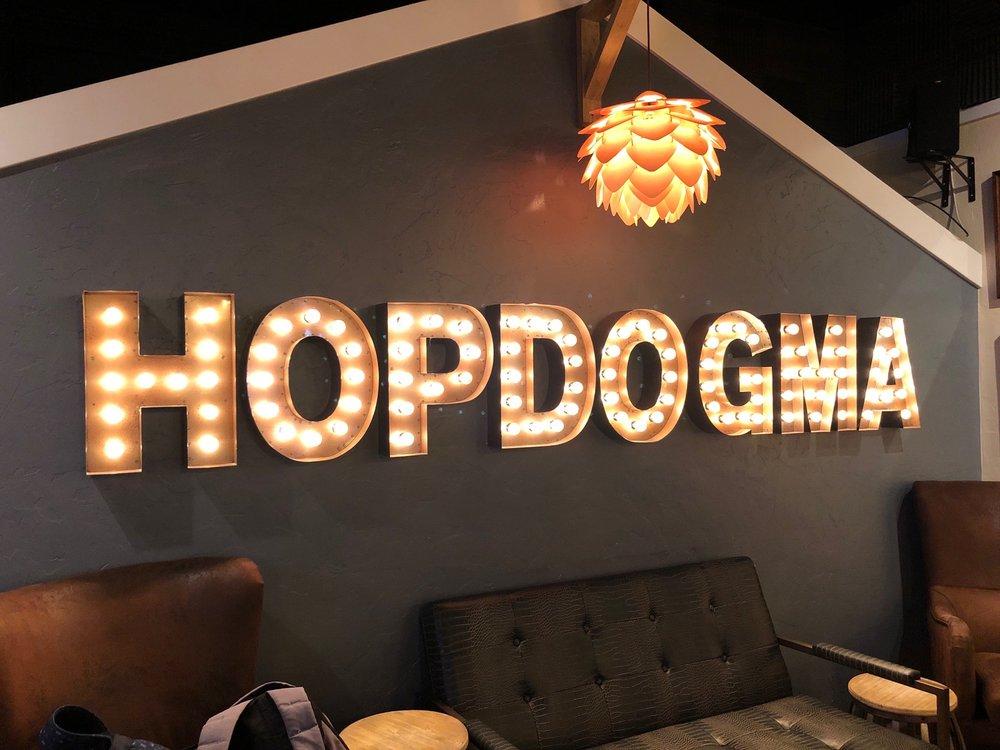 Hop Dogma Brewing Company: 270 Capistrano Rd, Half Moon Bay, CA