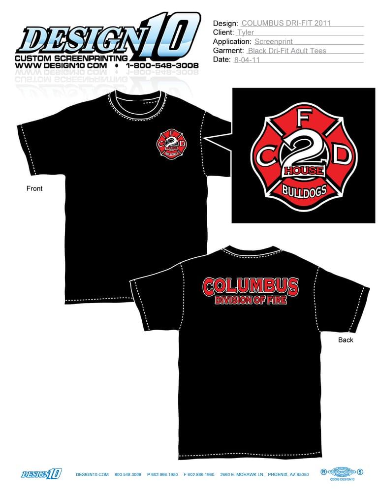 78a284f0 Fire Shirts, Fire Dept. Shirts, Fire Apparel, Design 10 Custom Fire ...