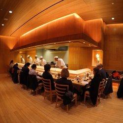 photo of sushi yasuda new york ny united states the sushi counter