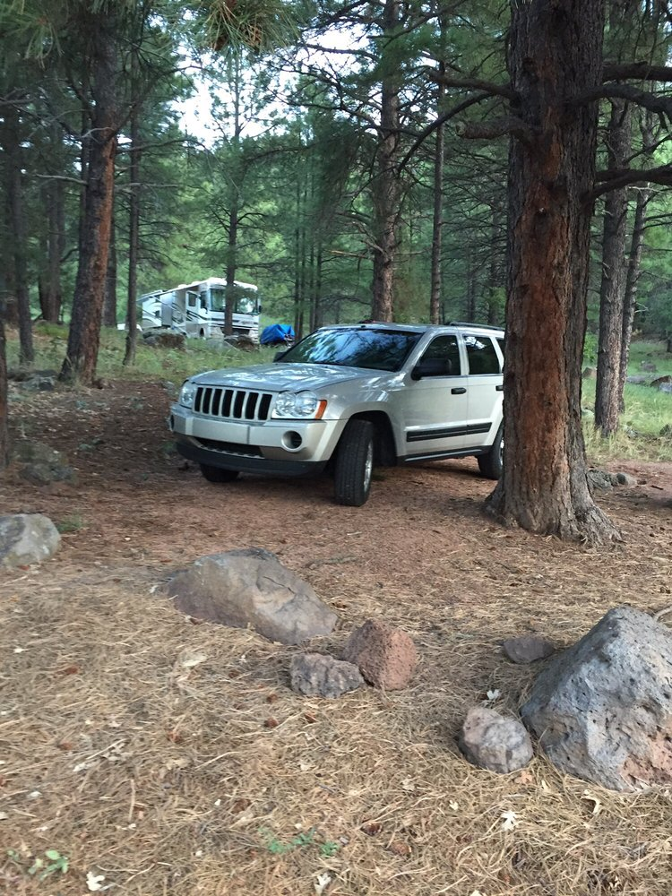Lakeview campground: Lake Mary Rd, Flagstaff, AZ