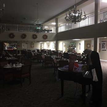 Photo Of Creekside Oaks Retirement Community   Folsom, CA, United States.  Dining Area
