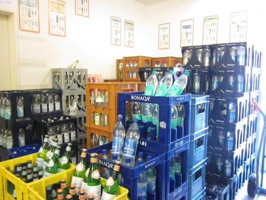 Getränke Markt und Heimservice - Beverage Store - Schleißheimer Str ...