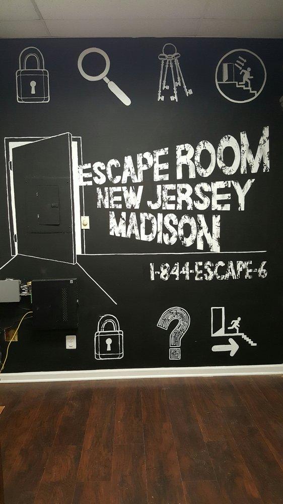 Room Escape Madison Nj