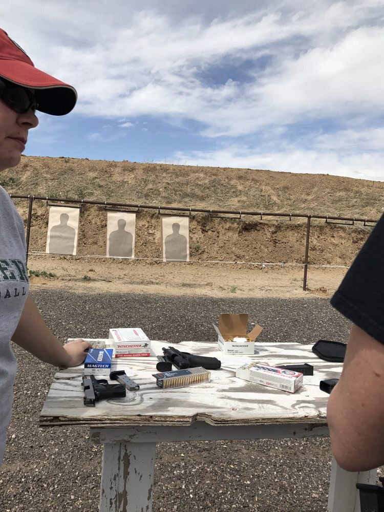 Karen Murray - Franktown Firearms: 7460 E Hwy 86, Franktown, CO