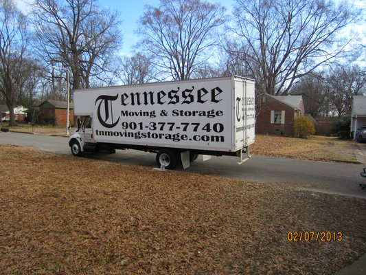 Tennessee Moving & Storage