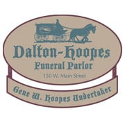 Dalton-Hoopes Funeral Parlor & Cremation Center: 50 W Main St, Grantsville, UT