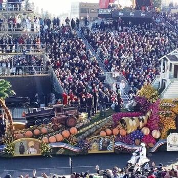Best Grandstand Seats For Rose Bowl Parade Brokeasshome Com