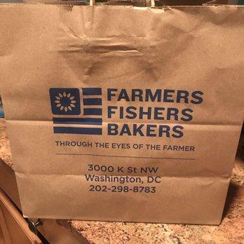 Farmers Fishers Bakers Restaurant Week Menu