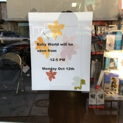 Photo Of Baby World   San Bruno, CA, United States. Closing Early.