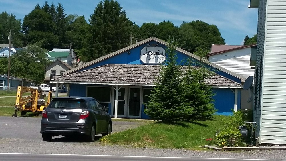 Driftland Ski & Sport: 556 William Ave, Davis, WV