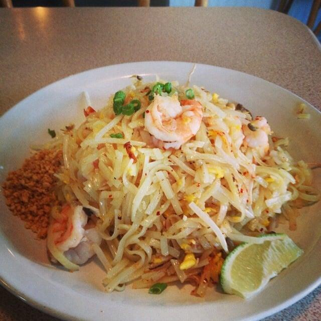 Shrimp Pad Thai In Ky Yelp