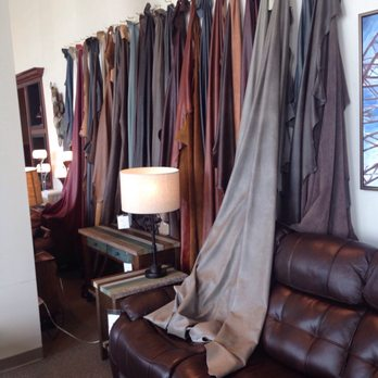Photo of Front Room Furnishings   Columbus  OH  United States  Hanging  cowhides in. Front Room Furnishings   13 Photos   11 Reviews   Furniture Stores