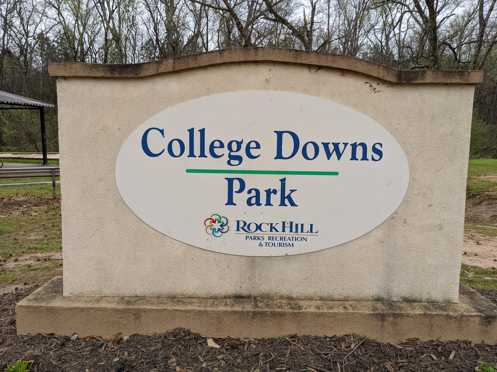 College Downs Park: 1829 King Dr, Rock Hill, SC