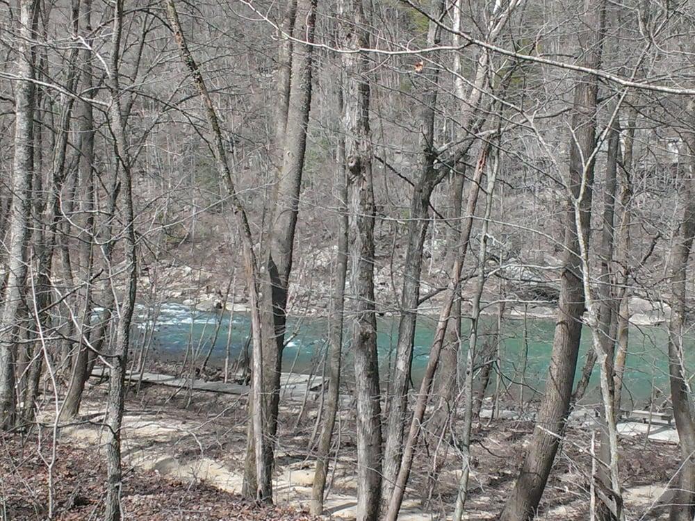 Leatherwood Ford River Access: Big S Fork Recreation Area, Oneida, TN