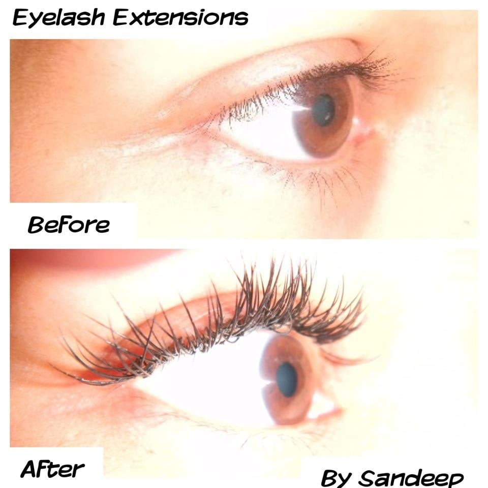 Eyelash Extensions Mink By Sandee Yelp