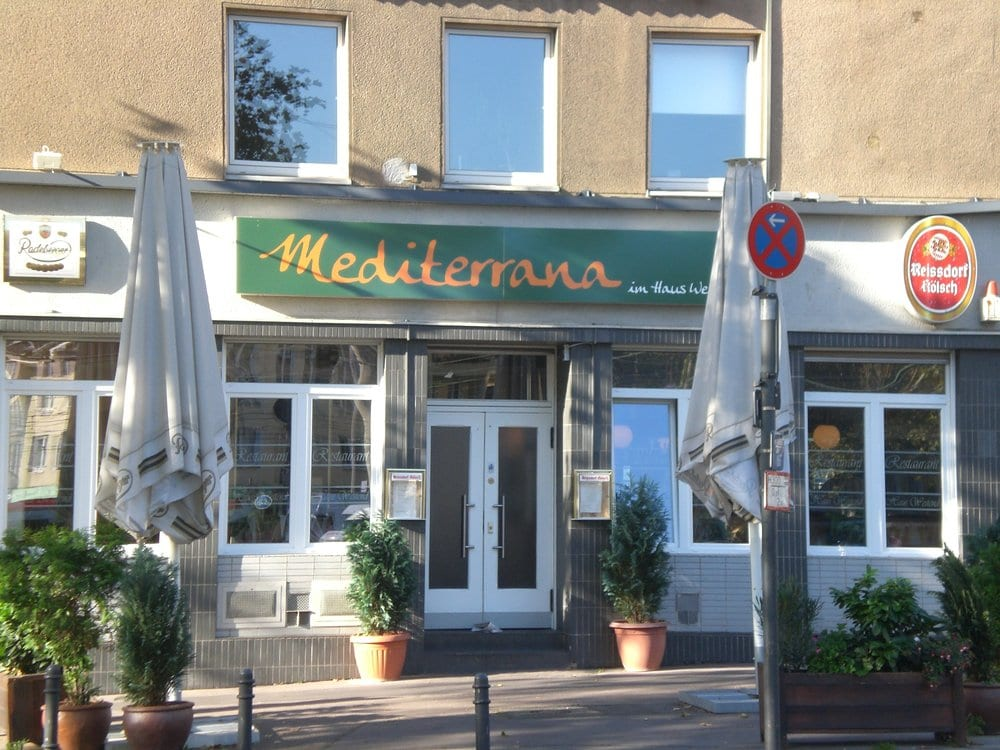 restaurant mediterrana closed mediterranean aachener str 415 braunsfeld cologne. Black Bedroom Furniture Sets. Home Design Ideas