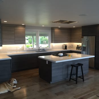 Photo of Caliber Cabinets - Hayward, CA, United States. Kitchen, Oakland HIlls
